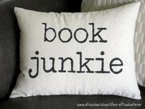 bookjunkiepillow