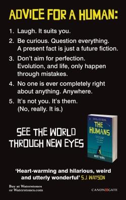Advice for a Human