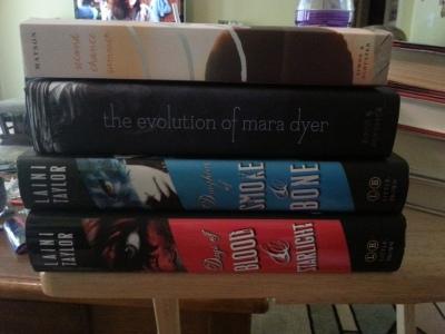 Books-a-Million haul, June