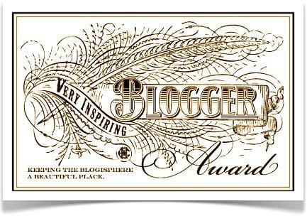 Very Inspiring Blog Award