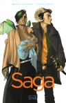 Saga, volume 1 Cover
