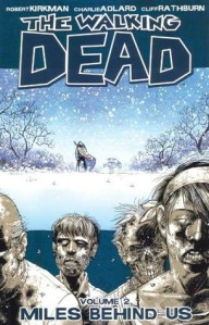 The Walking Dead, Volume 2 cover