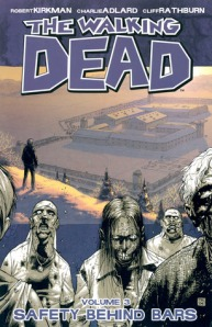 The Walking Dead, volume 3 cover