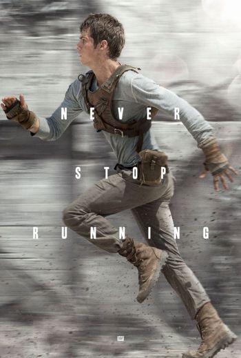 TMR - Never Stop Running