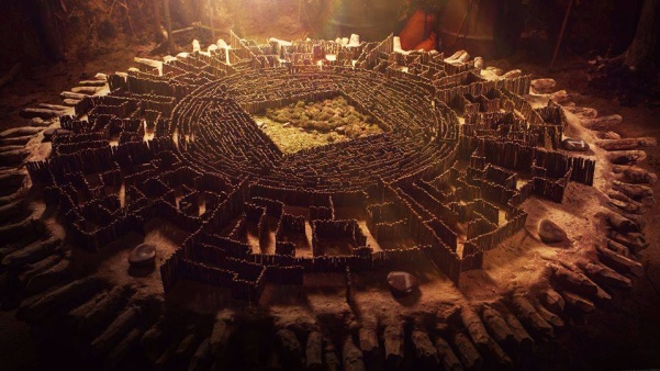 laberinto maze runner