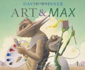 Art and Max cover