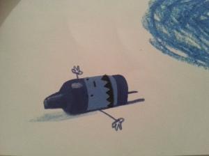 Crayons 8