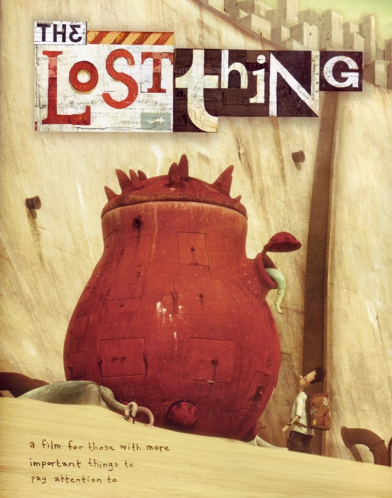 the lost thing quotes