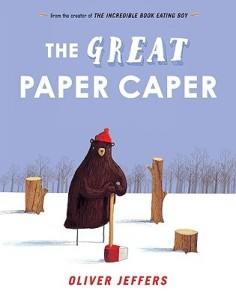 The Great Paper Caper cover
