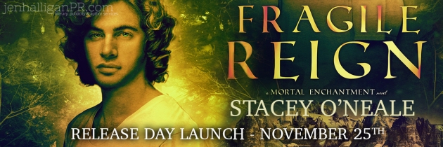 Fragile Reign Release Day