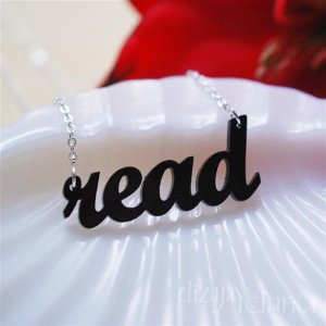 Read necklace