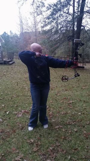 Shooting Bow