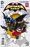 Batman and Robin Lego Variant