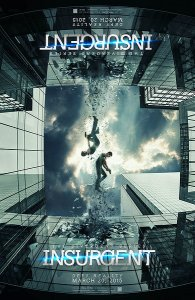 Insurgent movie poster