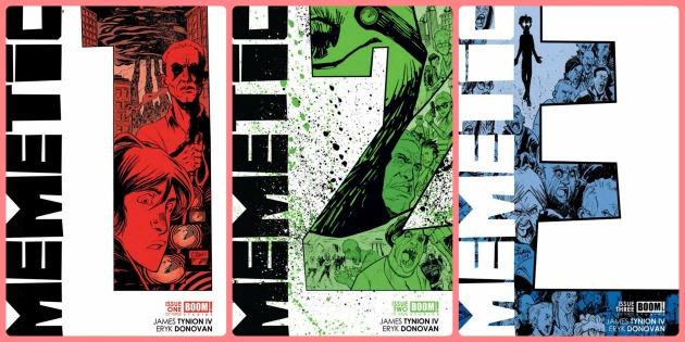 Memetic #1-3