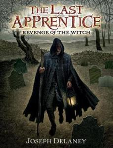 The Last Apprentice Book Cover