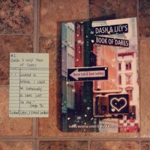 Dash & Lily's Book of Dares - Book Memories