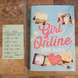 Girl Online - Book Memories