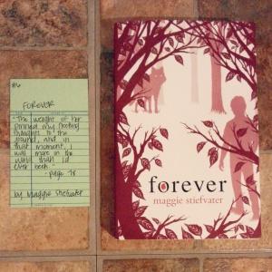 Forever - Book Memories