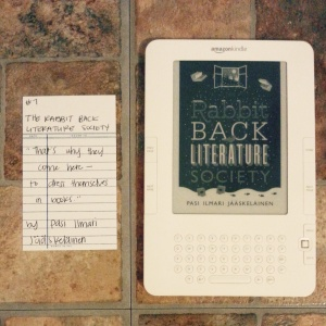 The Rabbit Back Literature Society - Book Memories