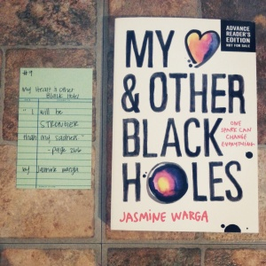 My Heart & Other Black Holes - Book Memories