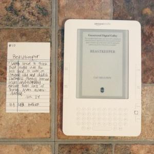Beastkeeper - Book Memories