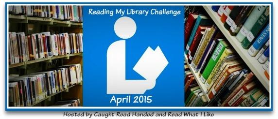 #ReadingMyLibrary Challenge