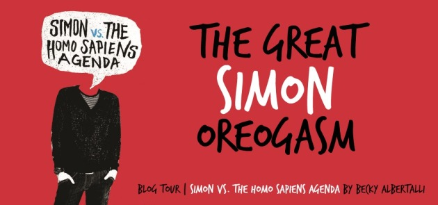 Blog Tour - Oreogasm