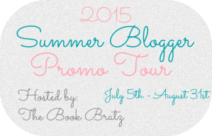 Summer Blogger Promo Tour 2015