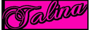 Talina - Sassy & Dangerous signature