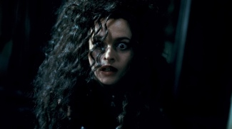 "HELENA BONHAM CARTER as Bellatrix Lestrange in Warner Bros. Pictures' fantasy adventure ""HARRY POTTER AND THE DEATHLY HALLOWS – PART 1,"" a Warner Bros. Pictures release."