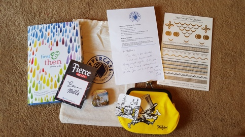 October Uppercase Box