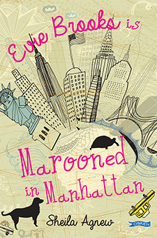 Evie Brooks is Marooned in Manhattan