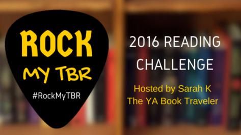 Rock My TBR Challenge