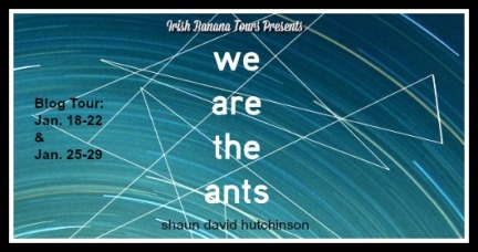 We Are the Ants Tour Banner