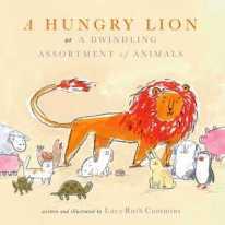 A Hungry Lion