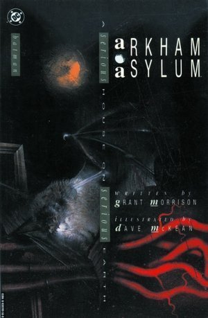 Arkham Asylum - A Serious House on Serious Earth