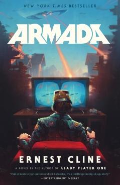 Armada Paperback Cover