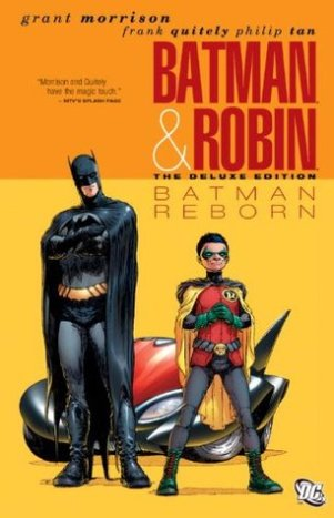 Batman and Robin - Batman Reborn
